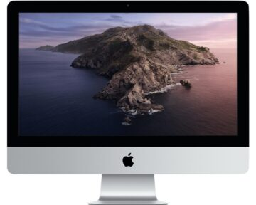"Apple iMac 21,5"" 2,3GHz DualCore i5 [ 8GB 256GB Iris Plus 640 ]"