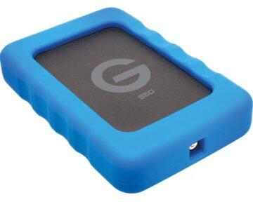 G-Technology G-DRIVE ev RaW 1TB SSD [ USB3 ]