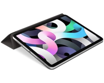 Apple Smart Folio Black [ iPad Air 4e gen ]