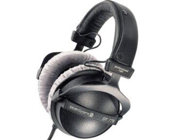 Beyerdynamic DT 770 Pro Headphone [ 80 Ohm ]