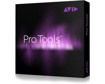 Avid Pro Tools Support Plan Renewal