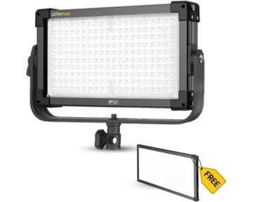 F&V K2000S Power Bi-Color Studio Panel [ LED 3200K - 5600K ]