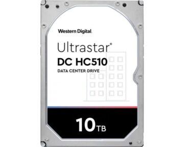 WD Ultrastar 10TB [ HC510   SATA ]