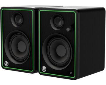 Mackie CR3-X Multimedia speakerset met bluetooth [ 2x 50W ]