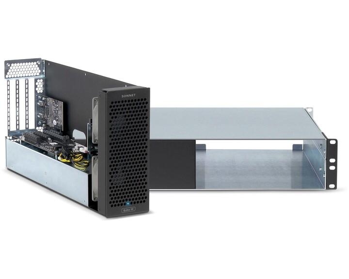 Sonnet Echo III Rackmount Thunderbolt 3 Expansion Chassis [ 3 Full Length PCIe ]