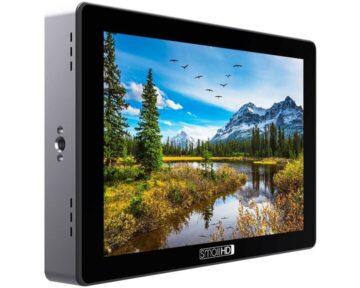 """SmallHD 702 Touch Full HD Field monitor [ 7"""" SDI HDMI 1500 nits]"""