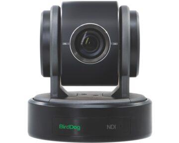 BirdDog EYES P100 PTZ Camera [ HD 10x zoom Black ]