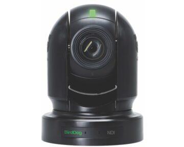 BirdDog EYES P200 PTZ Camera [ HD 30x zoom Black ]