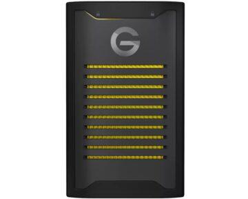SanDisk Professional G-DRIVE ArmorLock SSD 2TB [ USB-C ]