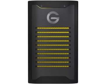 SanDisk Professional G-DRIVE ArmorLock SSD 4TB [ USB-C ]