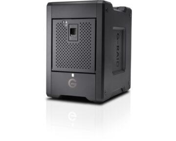 SanDisk Professional G-RAID SHUTTLE 4 72TB [ Thunderbolt 3 ]