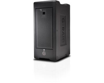 SanDisk Professional G-RAID SHUTTLE 8 144TB [ Thunderbolt 3 ]