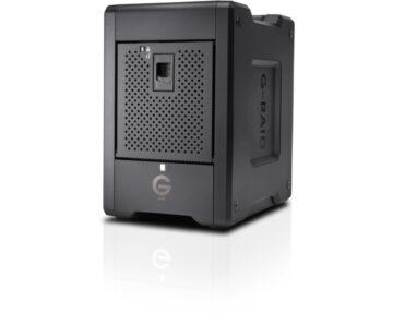 SanDisk Professional G-RAID SHUTTLE SSD 8TB [ Thunderbolt 3 ]
