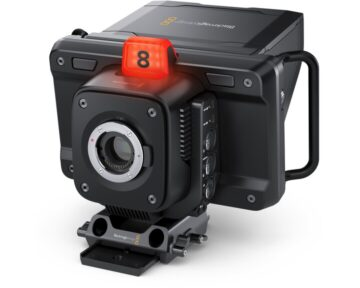 Blackmagic Design Studio Camera 4K Pro [ body only ]