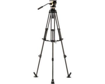 Libec Camera Statief NX-100MC [ payload 4kg mid-level spreader ]