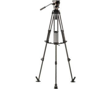 Libec Camera Statief NX-300MC [ payload 10kg mid-level spreader]