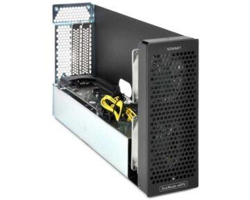 Sonnet DuoModo eGPU module