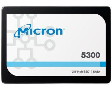 Micron 5300 PRO 3,84TB SSD [ SATA ]