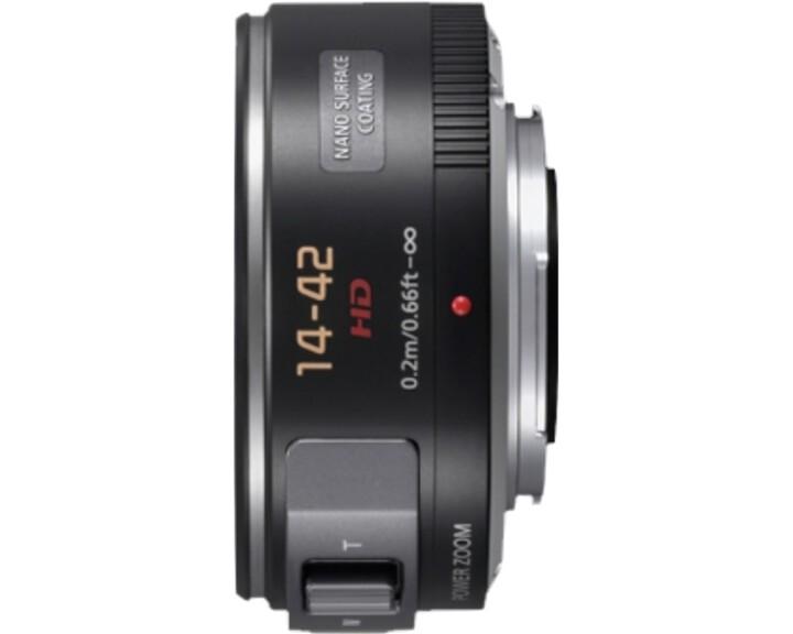 Panasonic Lumix G X Vario PZ 14-42mm [ MFT f/3.5-5.6 powerzoom ]